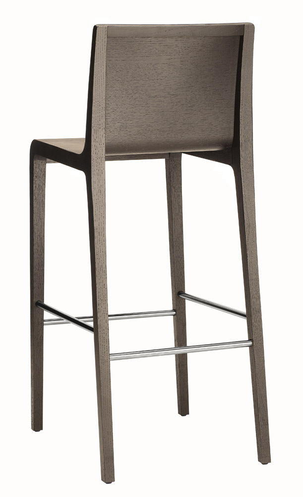 tabouret de bar young pedrali. Black Bedroom Furniture Sets. Home Design Ideas