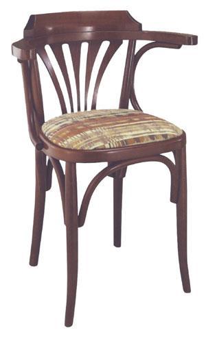 chaise bois bistrot. Black Bedroom Furniture Sets. Home Design Ideas